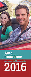 Auto Benifits Changes Brochure
