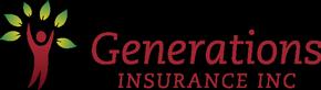 Generations Insurance Logo